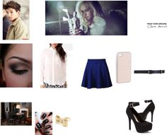"""""""I'm not bulletproof fanfic :)"""" by layla-graffi ❤ liked on Polyvore"""