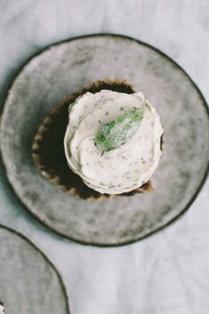 Chocolate Cupcakes with Fresh Mint Buttercream | 30 Delicious Things To Cook In April