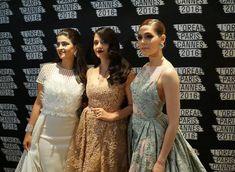Cannes Aishwarya Slays The Red Carpet Walk On Day 2 of The International Film Festival! Cannes, Deep Red Lips, Elie Saab Fall, Aishwarya Rai Bachchan, L'oréal Paris, Bridesmaid Dresses, Wedding Dresses, International Film Festival, Bollywood Celebrities
