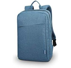 Lenovo Laptop Casual Backpack Blue is water-repellent fabric & a clean, streamlined design that's perfectly suited to modern life. Offers an integrated laptop compartment & a range of internal pockets for accessories. I7 Laptop, Waterproof Laptop Backpack, Platinum Grey, Business Laptop, Backpack Reviews, Cool Backpacks, Laptop Accessories, 6 Inches, Stuff To Buy