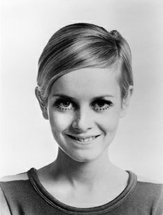 Twiggy's '60s pixie  The 100 Best Hairstyles of All Time (a.k.a. the Hair Hall of Fame) Glamour.com