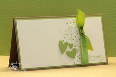 hochzeitskarte stampin up 130811 Frühling Hochzeitskarten? So wählt man aus!
