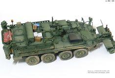 M1132 & M1130 STRYKER
