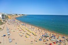 Praia do Peneco - Albufeira - Portugal