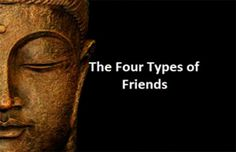The Four Types of Friends According to the Buddha – Expanded Consciousness