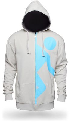 Portal 2 Test Candidate Hoodie, 33% off for our birthday week!