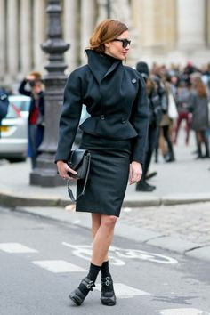 Street Chic: Paris Couture 2014