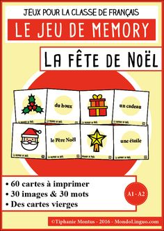 ME - Noël | Mondolinguo - Français French Christmas, Self Development, Montessori, Coaching, December, School, Learning French, Star, French Nails