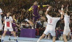 Vodabella - Record de spectateurs pour Nantes Handball