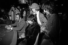 Rolling Stones at Circus Circus, 1969 by Ethan...