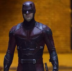 Matt Murdock — better known as crime-fighter Daredevil — is finding his way back to the small screen. Netflix has announced that the Marvel hero will return in a second season of Daredevil, due to. Daredevil Suit, Daredevil Costume, Daredevil Tv Series, Daredevil 2015, Daredevil Season 2, Netflix Daredevil, Serie Marvel, Marvel Dc, Netflix Marvel