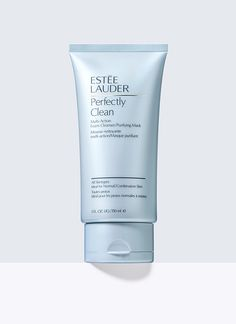 Estee Lauder, Perfectly Clean, Multi-Action Foam Cleanser/Purifying Mask, £22.50