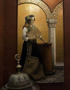 Casa de Sefarad: Women of Al-Andalus - Google Search