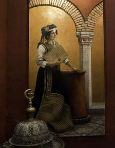 Casa de Sefarad: Women of Al-Andalus - Google Search