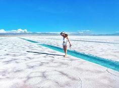 本当は教えたくない秘境!ウユニ塩湖にも負けない「サリーナス・グランデス」が素敵すぎる | RETRIP[リトリップ]