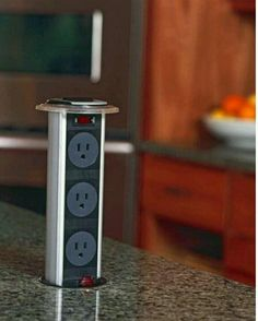 PowerTower Home Charging Station   All In One Electrical Pop Up Charging  Station For Multiple Devices   Charging Stations   Pinterest   Bench,  Kitchens And ...