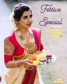 Designer Indian Sarees blouse jewelry by SakhiFashions Shoponline New Saree Blouse Designs, Simple Blouse Designs, Stylish Blouse Design, Bridal Blouse Designs, Blouse Patterns, Saree Wearing Styles, Bollywood Saree, Bollywood Fashion, Anamika Khanna