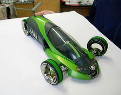 Peugeot / model by Lesha Limonov at Coroflot.com