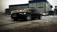 """Audi A6 """"Black"""" REVO"""