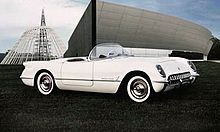 June 28 1953, workers at a Chevrolet plant in Flint, Michigan, assemble the first Corvette, a two-seater sports car that would become an American icon. The first completed production car rolled off the assembly line two days later, one of just 300 Corvettes made that year.
