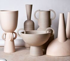 ceramics by aka Eric Roinestad Ceramic Tableware, Glass Ceramic, Ceramic Clay, Ceramic Pottery, Pottery Art, Earthenware, Stoneware, Keramik Design, Drawn Art
