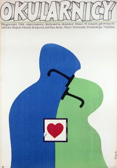 1970 Jerzy Flisak - Those Who Wear Glasses