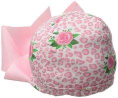 Mud Pie Baby Rose Hat, Multi, New Born
