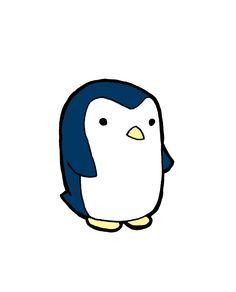 Cute little penguin by MikkelJN.deviantart.com on @deviantART