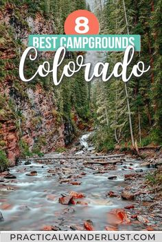 Best places to go camping in Colorado! Camp in the Colorado mountains, on alpine lakes, near Aspen and Denver and Fort Collins, and more - plus all the camping essentials you need for Colorado camping. Best Campgrounds, Alpine Lake, Colorado Mountains, Camping Essentials, United States Travel, Go Camping, Hawaii Travel, Van Life, Outdoor Travel