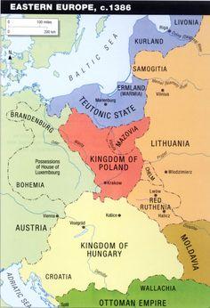 El Principado Ruso de Novgorod ~ La Historia con Mapas