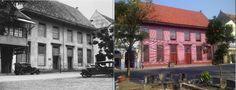 Rumah Merah di jl Kali Besar Barat, Jakarta, 1930an, 2012