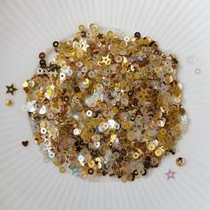Sequin Crafts, Wedding Mood Board, Eternity Ring, Little Things, Wedding Bells, Sequins, Rings, Cards, Crafting