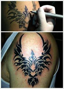 We have amazing collection of Repaired Tattoo. We are going to share our in house artists work here of Repaired Tattoo's. For more info, Kindly visit Zen Ink Studio in Johannesburg, South Africa or call us Tattoo Ink, Tattoo Studio, Artist At Work, Tribal Tattoos, Zen, Tattoo