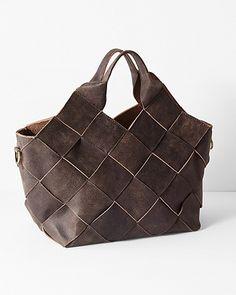 6a7664321a Latico Myles Woven Bag Shoulder Purse