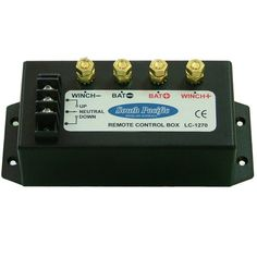 Marpac Windlass Remote Control Box 7-1556