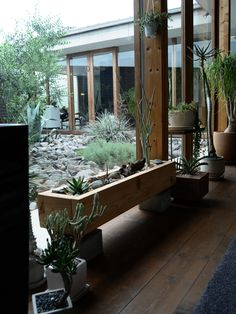 [ ACID NATURE 乙庭 ] Le Far West, Flower Boxes, Green Plants, Garden Styles, Plant Decor, Indoor Plants, My House, Entrance, Planters