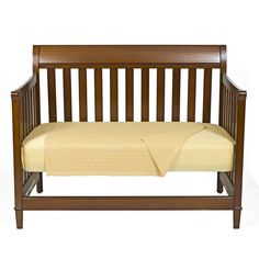 Rayon from Bamboo Crib Bundle - Butter