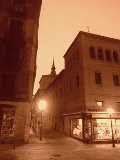 Convento de San Plácido. Lugar con muchas historias turbulentas.