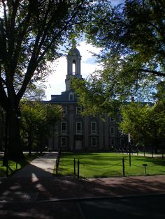 Penn State - Old Main