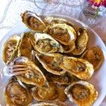 Grilled Oysters | Kim Sunée