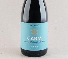Complexo, encorpado sem perder a elegância: Carm Tinto Reserva #vinho #portugal #touriganacional #promoção #desconto