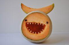 Foodimal Fun ~ The Cantelope