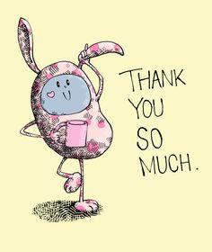 rabbit thanks