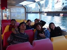 "The six ""Ramen Exchange Students"" in Yokohama! #ramen #japan #asean #SoutheastAsia #jnto #jed"