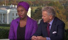Chimamanda Adichie Brilliantly Shut Down A Man Who Said Trump Isn't Racist