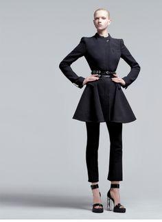 On Duty: Shop Alexander McQueen #designer #fashion #AlexanderMcQueen