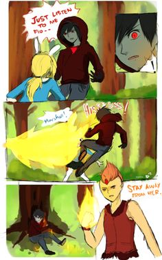 Adventures of fionna the human. Ok I really dislike fp I'm mean what the heck dude what's with the full on combat...