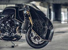 rough crafts motorcycles mv agusta   rough crafts 'ballistic trident' MV Agusta BRUTALE 800RR custom ...