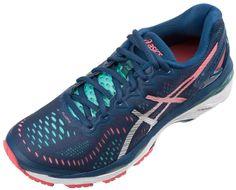 My shoes! Love them ❤️Asics Women's GELKayano 23 Running Shoes - 8141910 Asics Shoes, Nike Shoes, Asics Women, Nike Women, Black Adidas Shoes, Adidas Sneakers, Best Running Shoes, Nike Running, Trail Running