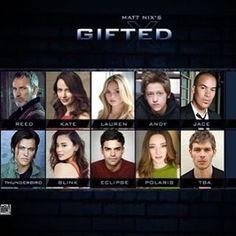 #TheGifted. SerieTv 2017